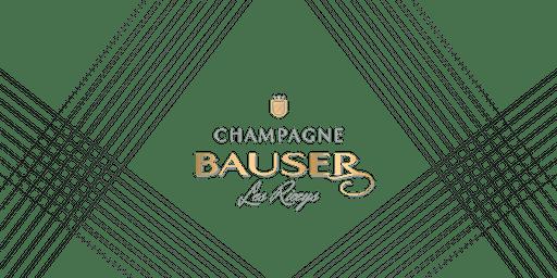 """""""Champagne Bauser"""", Venez découvrir les Grands Vins de Champagne par Quai des Vignes"""