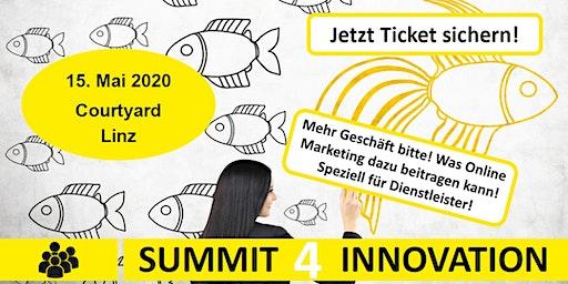 SUMMIT 2020: Erfolgreicher durch Innovation - Fokus Online Marketing!
