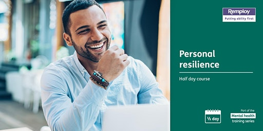 Personal Resilience - half day - Wrexham