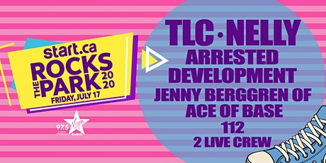 TLC, Nelly, Arrested Development, Jenny Berggren of Ace of Base + More ingressos