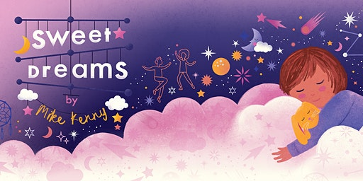 Tutti Frutti presents: Sweet Dreams by Mike Kenny - Southwell Library, 10am