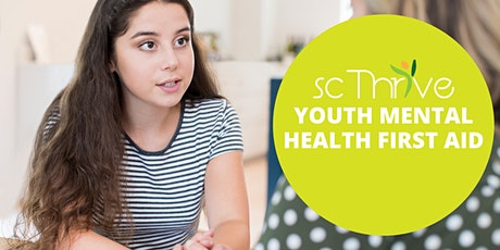 Youth Mental Health First Aid Richland 3.27.20 tickets