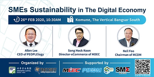 SMEs Sustainability in The Digital Economy