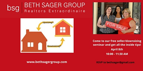Real Estate Downsizing Seminar tickets