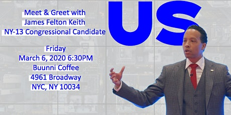 Inwood Basic Income Meet-N-Greet with JFK tickets
