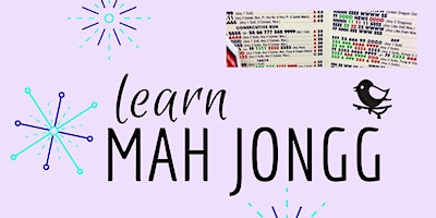 Learn Mah Jongg (4-Week Class)
