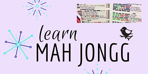Learn Mah Jongg (4-Week Class)