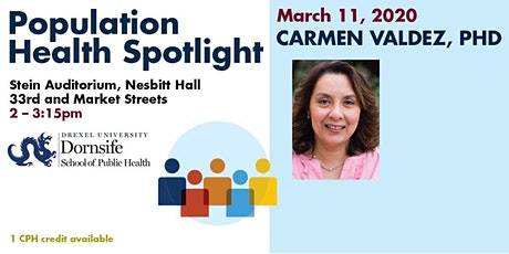 Population Health Spotlight: 'We'll Never be Free Here' tickets
