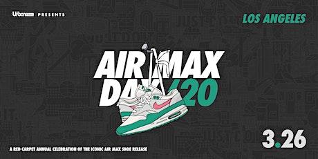 LOS ANGELES: AIR MAX PARTY tickets