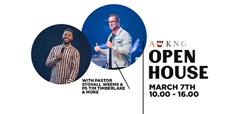 Awakening Open House 2020 tickets