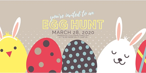 PAATC Annual Egg Hunt