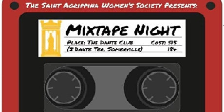 Mixtape Party - Celebrating the 80's & 90's tickets