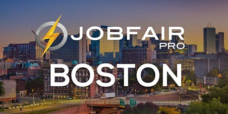 Boston Job Fair  at the Courtyard Boston Downtown tickets