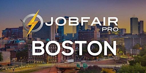 Boston Job Fair  at the Courtyard Boston Downtown