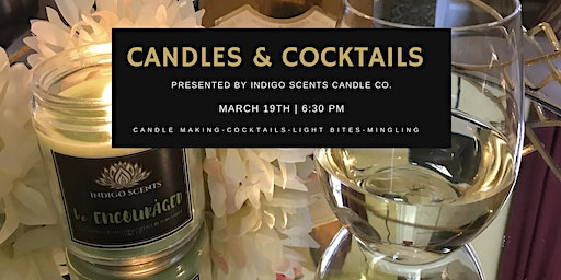 Candles and Cocktails