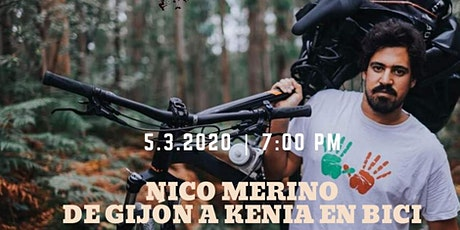 De Gijón a Kenia en bicicleta entradas