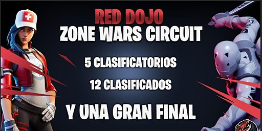 Red Dojo: Zone Wars Circuit #2
