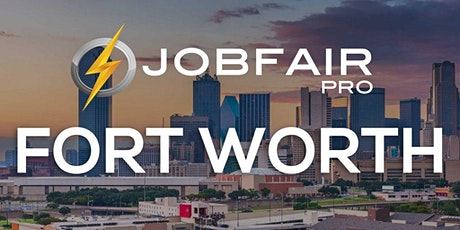 Fort Worth Job Fair at the Sheraton Fort Worth Downtown Hotel tickets