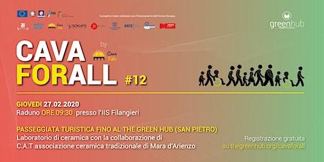 Cava For All: da Cava centro al The Green Hub tickets