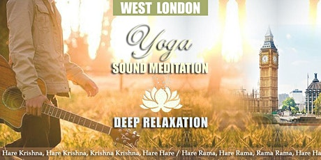 Mahamantra Chanting Kirtan in West London (Ealing) tickets