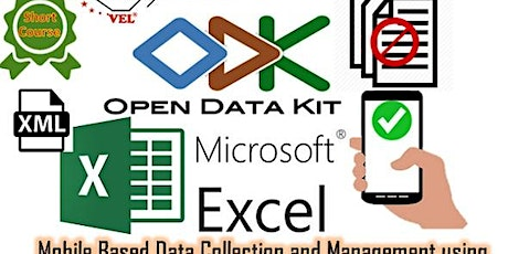 Mobile Based Data Collection and Management using ODK and Microsoft Excel tickets