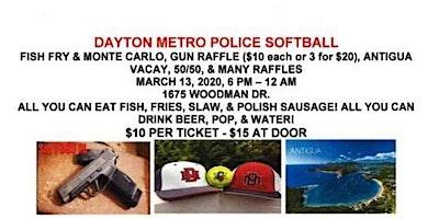 Dayton Metro Police Softball Fishfry