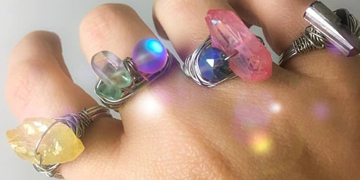 Gemstone Ring-Making Class!