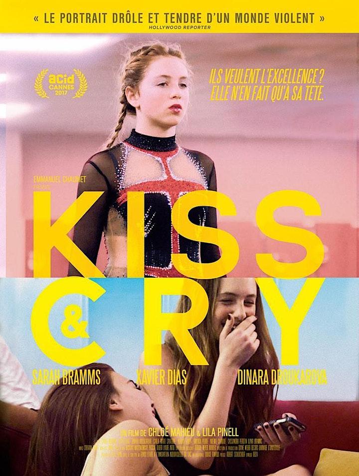 """Image pour Proyección de """"Kiss & Cry"""" - 20ª Semana Itinerante de Cine Francés"""