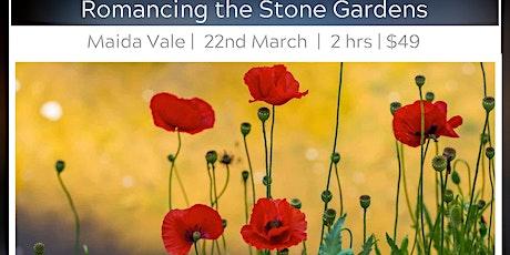 Garden Photo Tour of Romancing the Stone Gardens - Macro & More! tickets