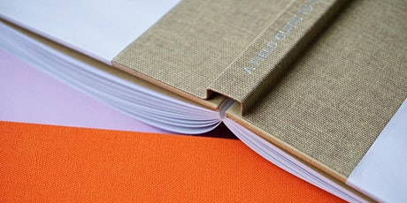 Intermediate Bookbinding: Sewn Boards Binding tickets