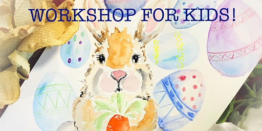 Easter Workshop for Kids at Shop & Play Cafe- Saturday, March 28