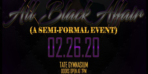 PSC All Black Affair