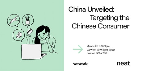 China Unveiled: Targeting the Chinese Consumer tickets
