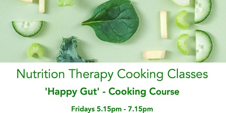 'Happy Gut' Cooking Course (Broadstone) tickets