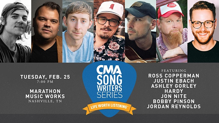 CMA Songwriters Series image