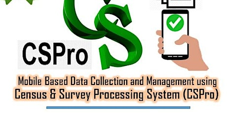 Mobile Based Data Collection & Mgt using Census & Survey Processing System tickets