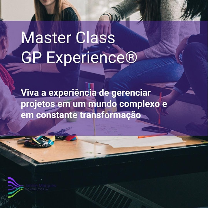 Imagem do evento Master Class GP Experience®