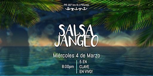 SALSA Jangueo 4/Marzo
