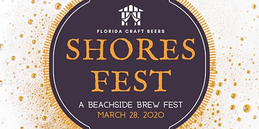 4th Annual SHORESFEST - A Beachside Brewfest