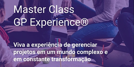 Master Class GP Experience® tickets