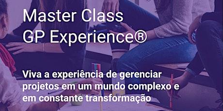 Master Class GP Experience® ingressos