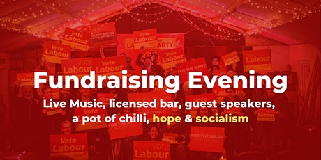 Sutton & Cheam Labour Party Fundraiser tickets