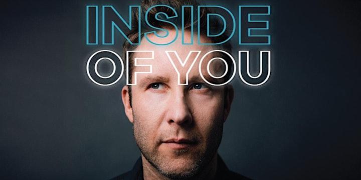 Inside of You with Michael Rosenbaum LIVE podcast