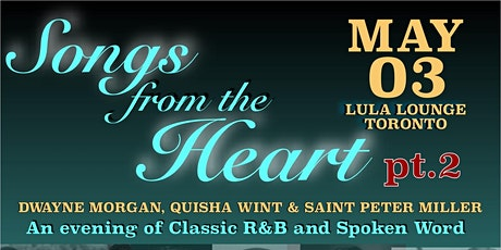 Songs From The Heart #2 tickets