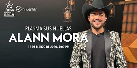 Alann Mora ¡Plasma sus Manos! boletos