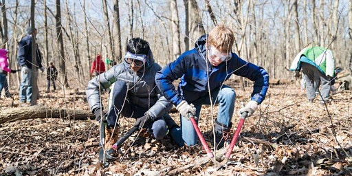 Earth Day Celebration with the BackYard Nature Center