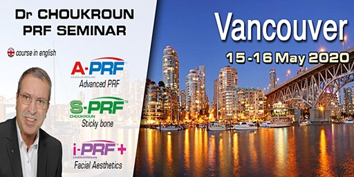 Learn - PRF From the Great Master Dr Joseph Choukroun