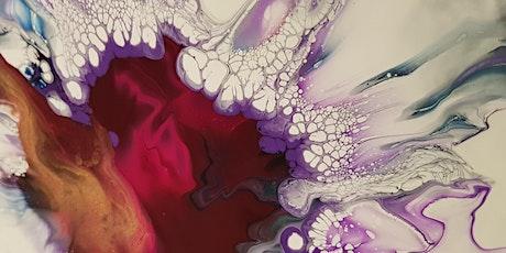 Fluid Art Experience - DUTCH POUR tickets