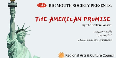 The American Promise by The Broken Consort tickets