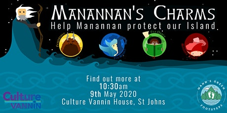 Manannan's Charms Launch tickets